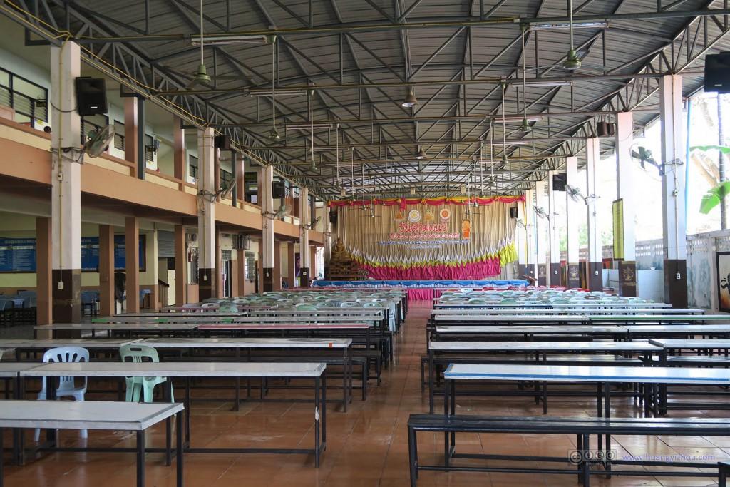 Thammarat Sueksa School的食堂&大会堂