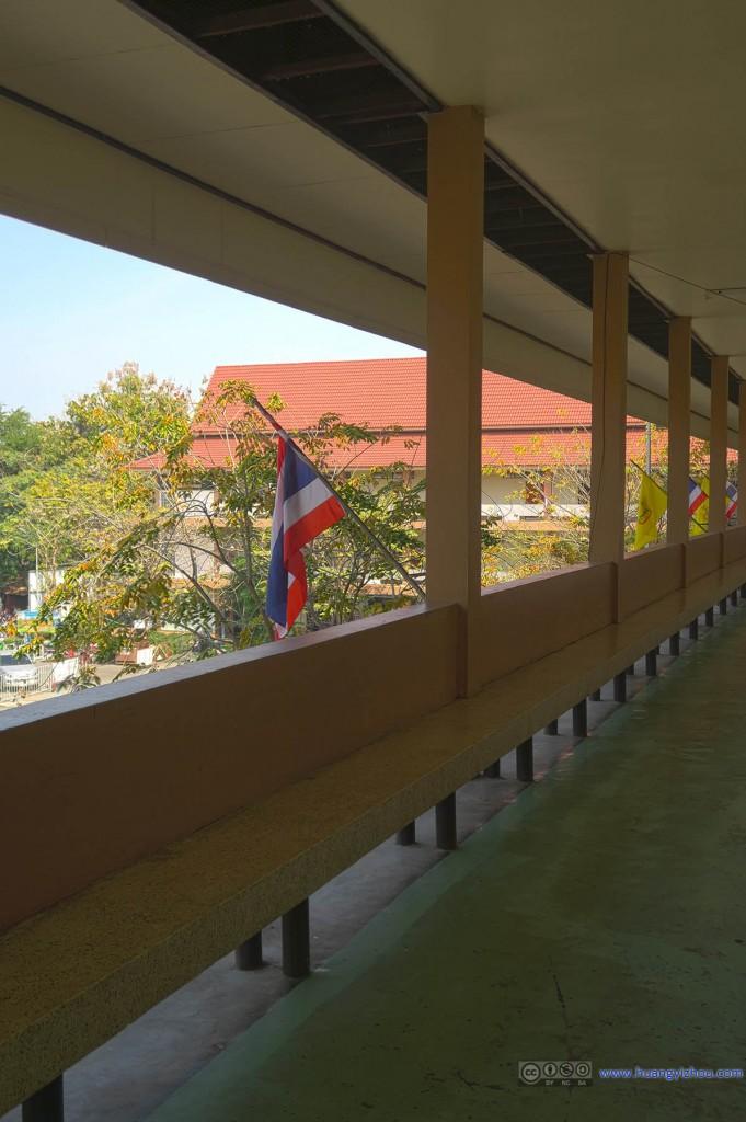 Thammarat Sueksa School,走廊