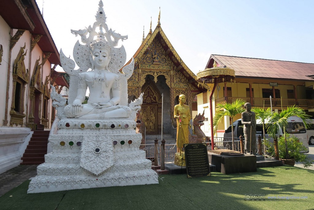 Wat Thung Yung,喜欢这种颜色的对比