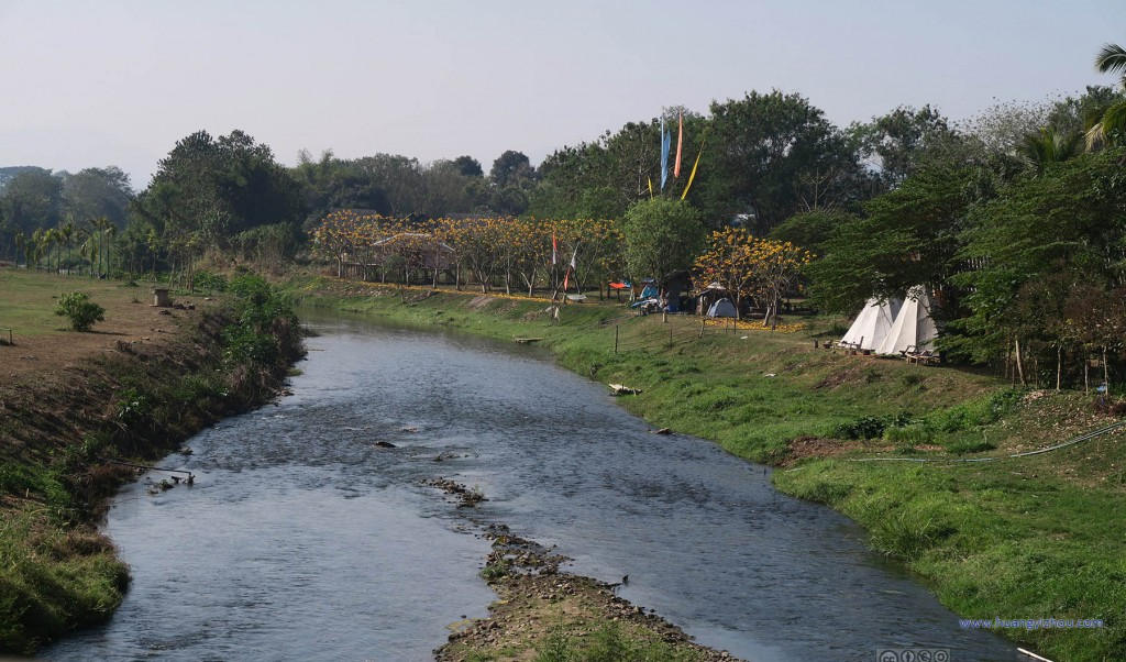 Pai河边