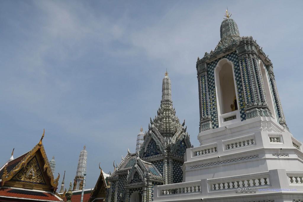 Ho Phra Khanthararat 和 Gandhara Buddha Viharn