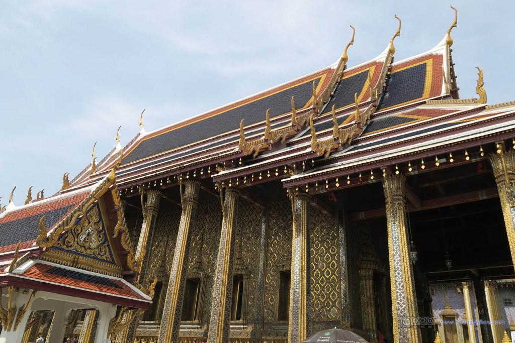 玉佛寺主殿