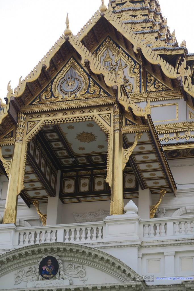 节基皇殿的细节,这应该是三楼国王发言的阳台