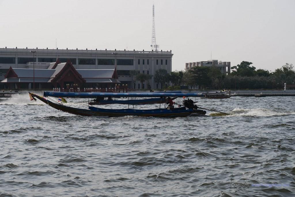 流经曼谷的河流