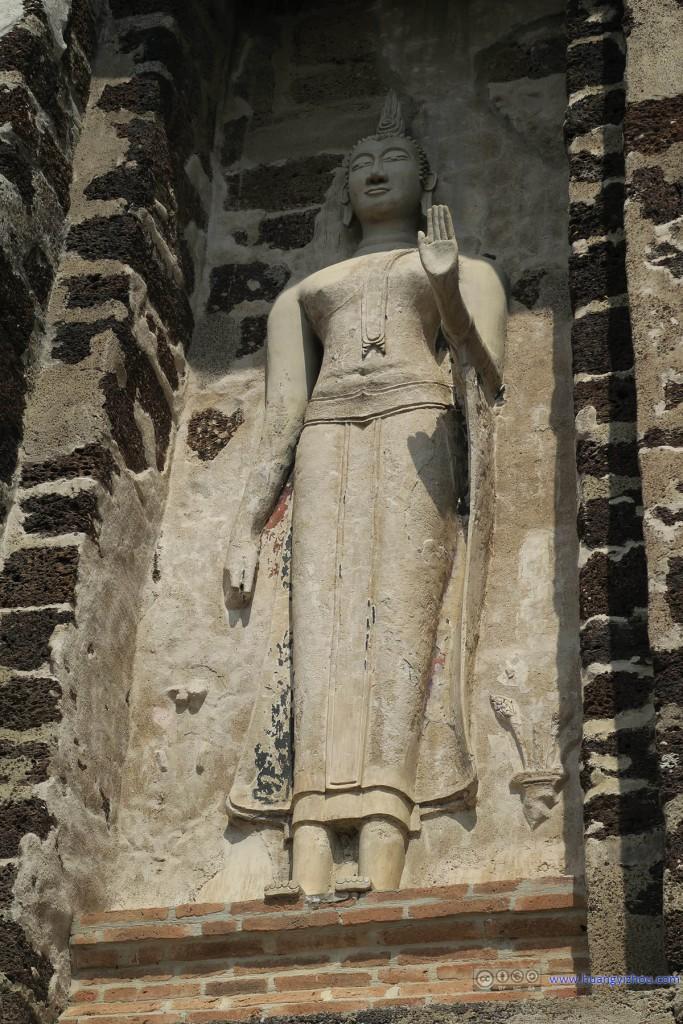 Wat Rat Praditthan,修复工作的细节