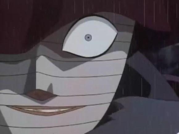 """Bondage Guy"" in detective conan, episode 34"
