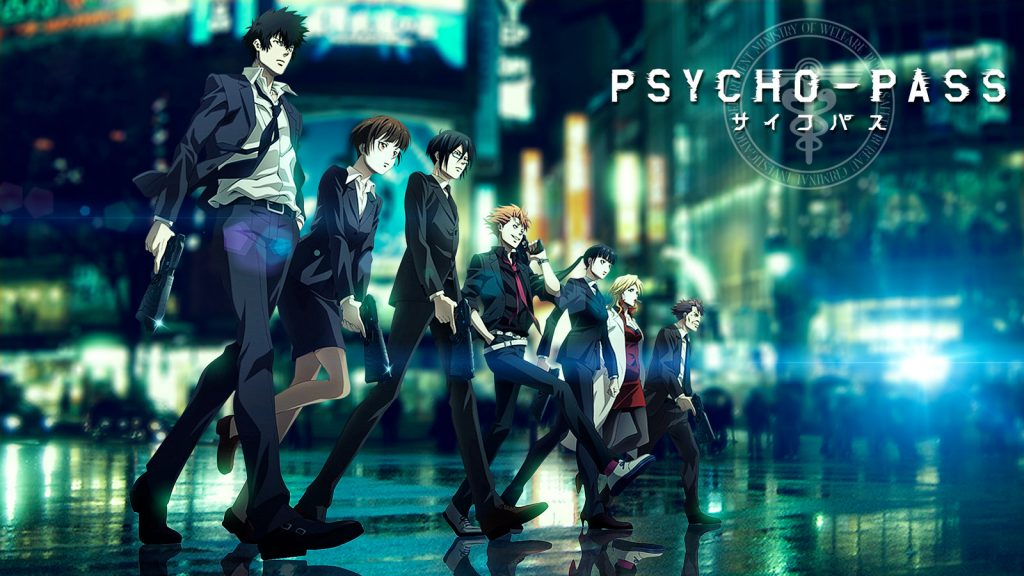 Psycho Pass Poster